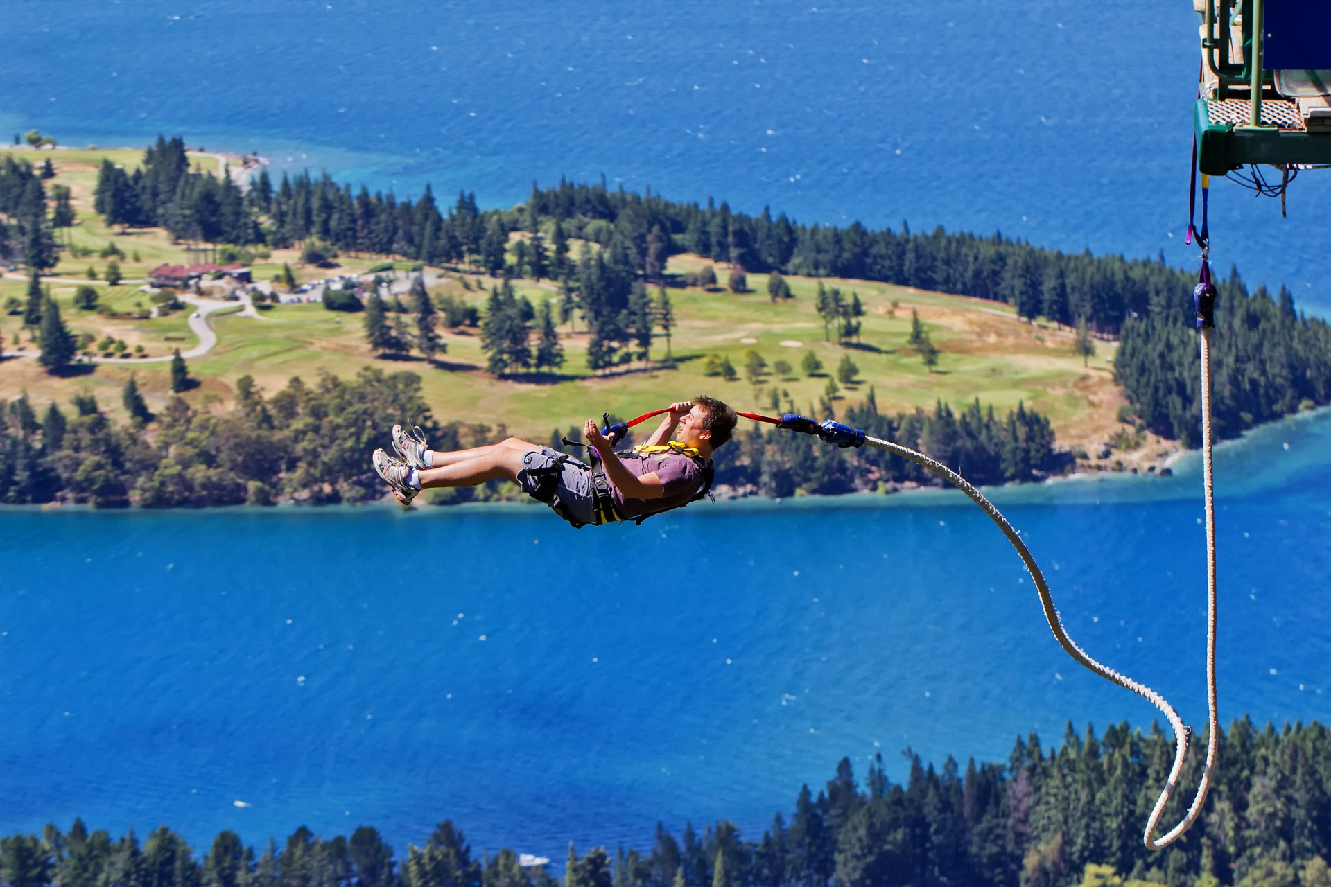 Bungy Jumping New Zealand