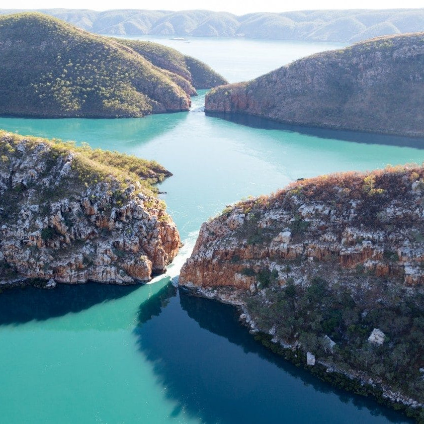 See the Horizontal falls Kimberley