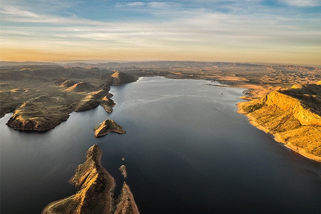 Lake Argyle Kimberley Australia