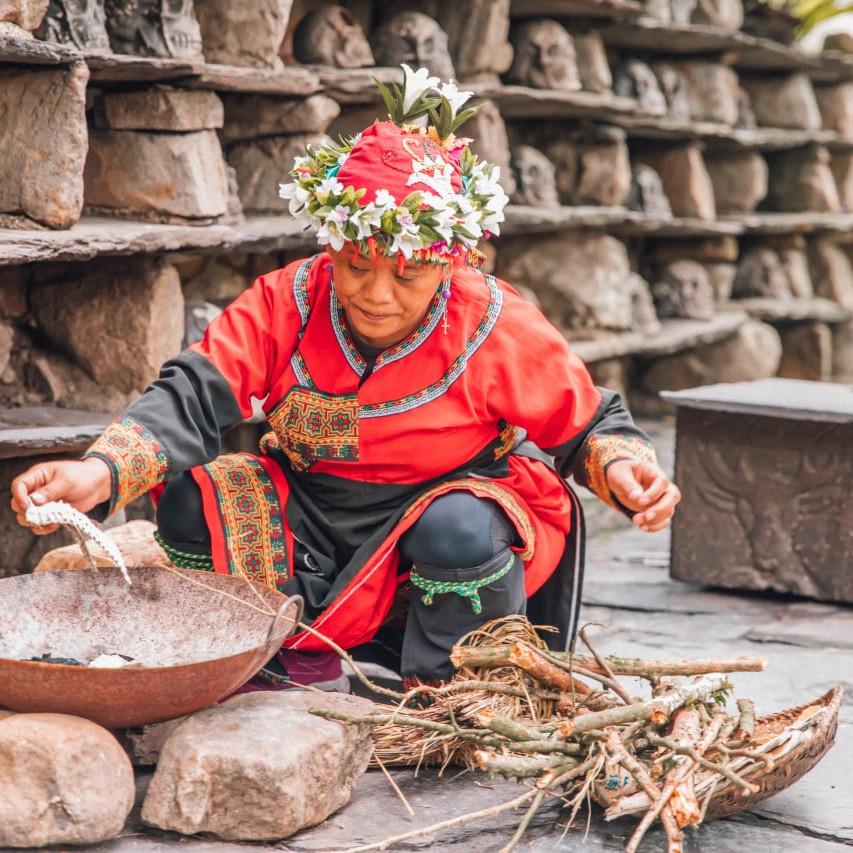 Taiwanese Aboriginal Village