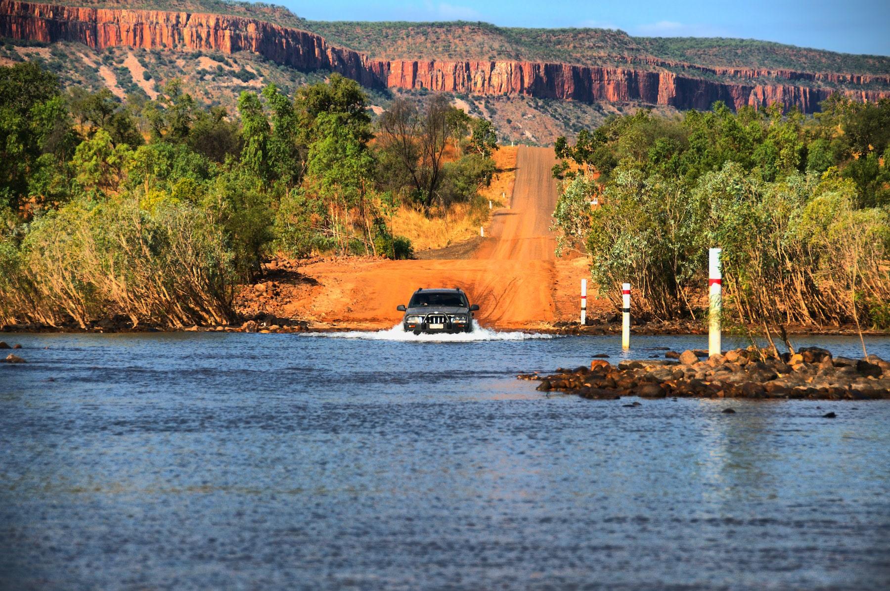 The Gibb river road