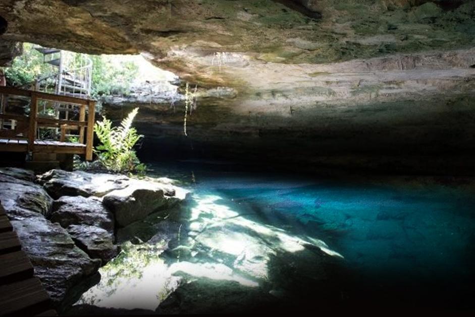 Ben's Cave