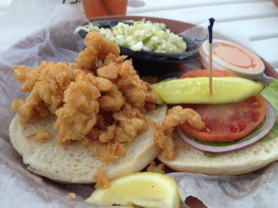 Conch Sandwich