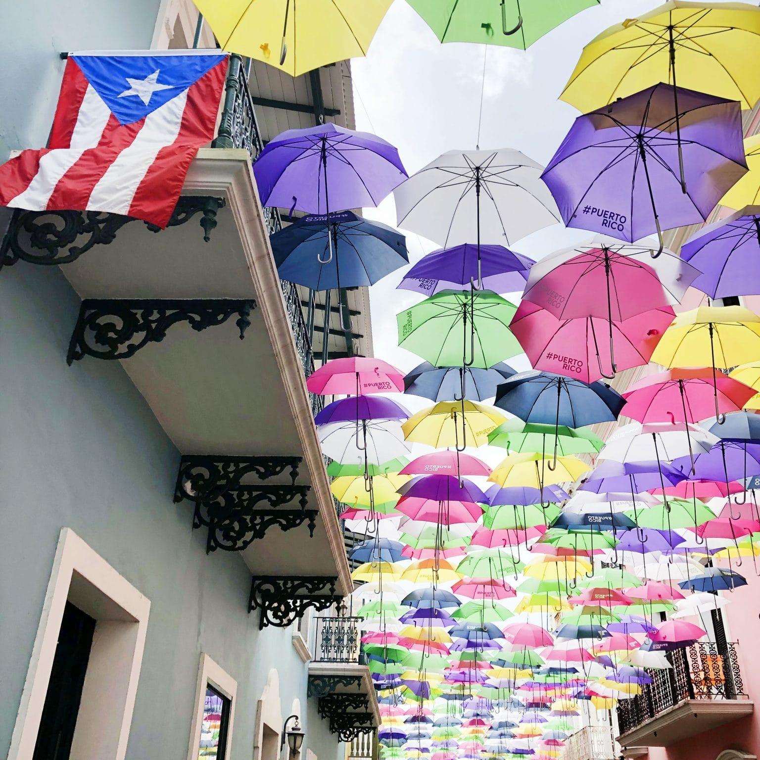 Walking around San Juan
