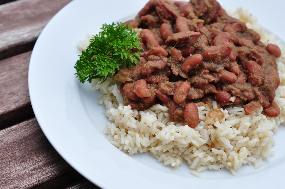 Rice & Red Beans
