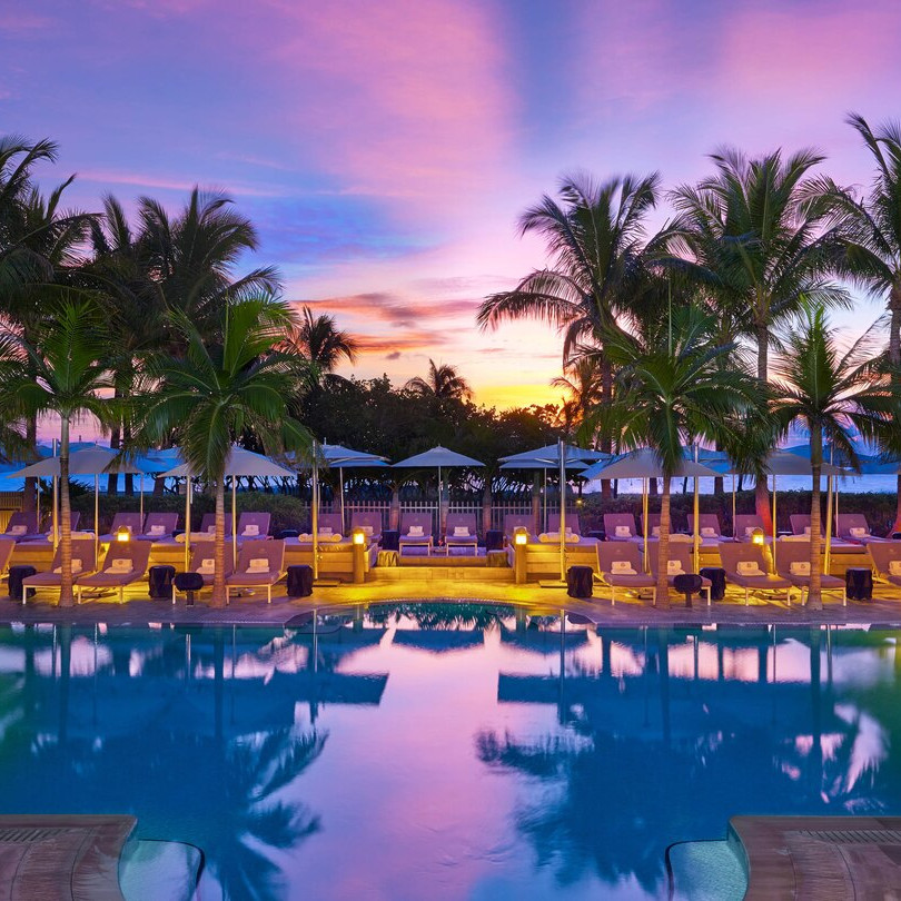 Best luxury hotels Miami St Regis Bal Harbour