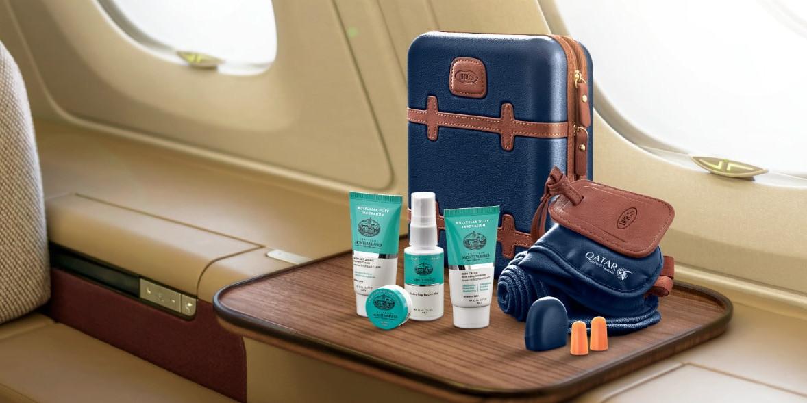 Qatar Airways Amenity Kit