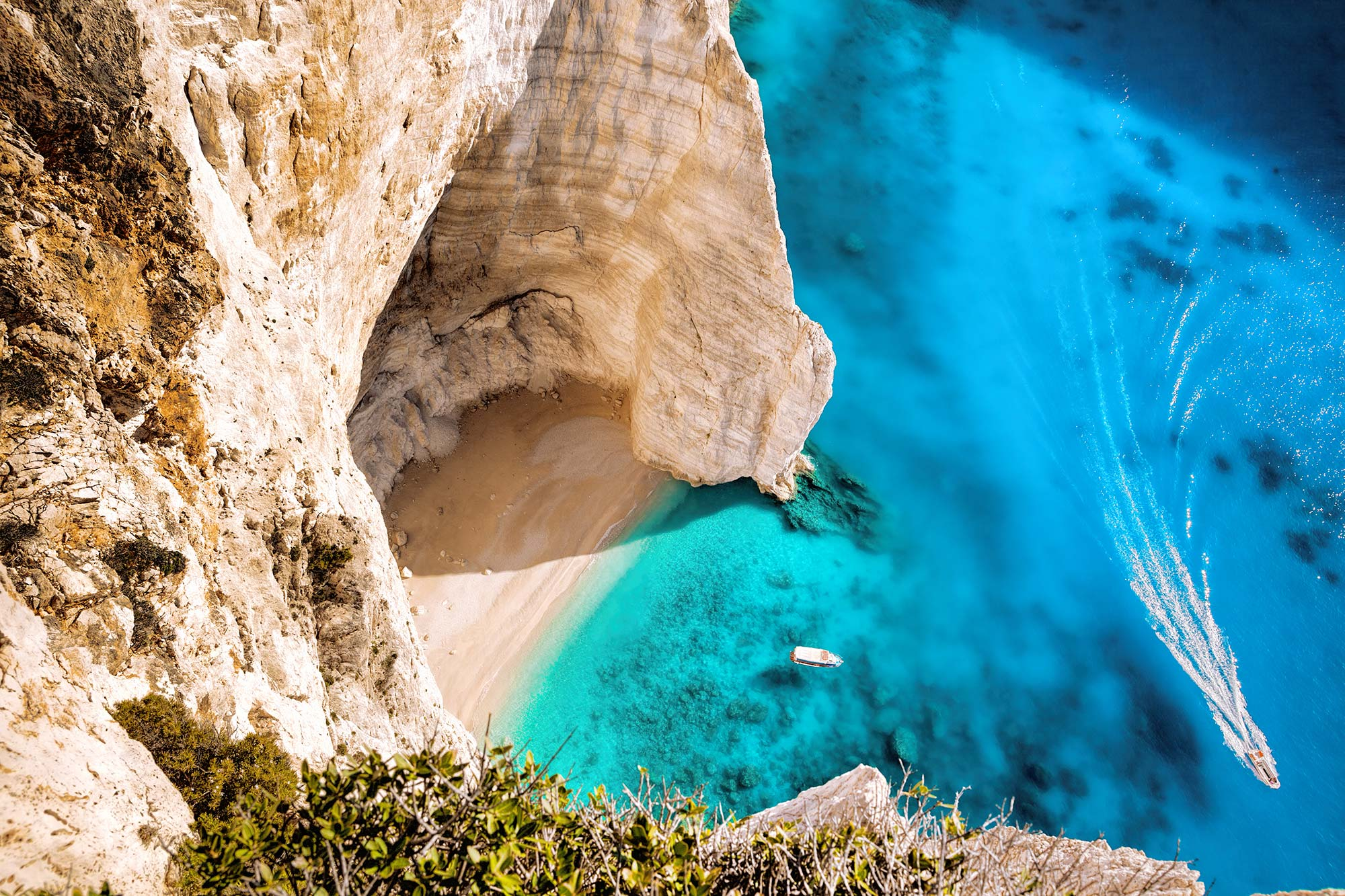 Greek Islands Luxury Yacht