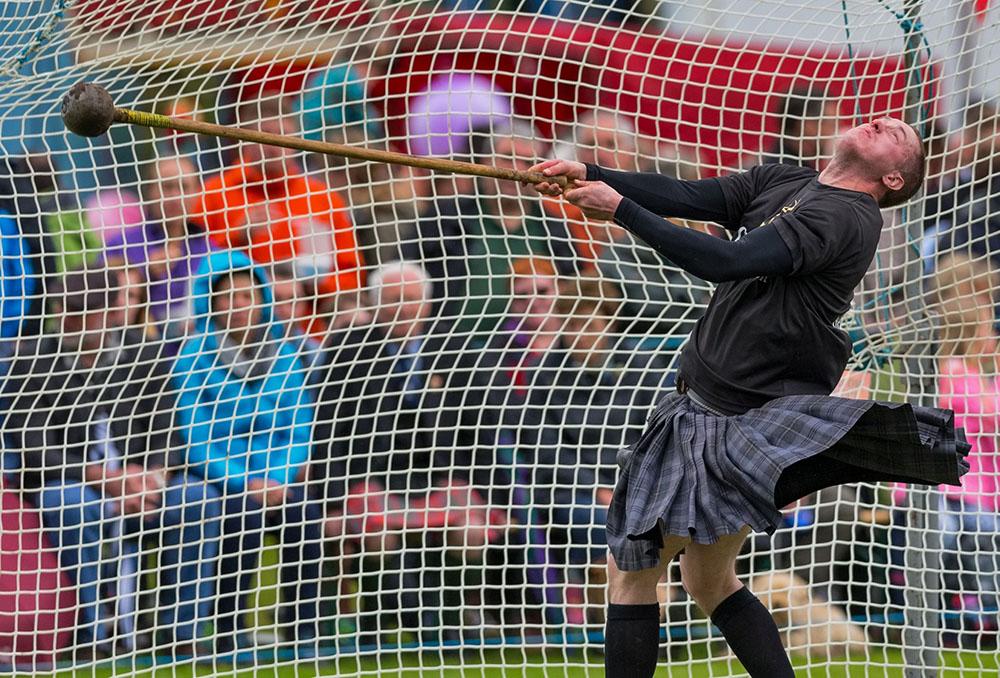Highland Games Balmoral