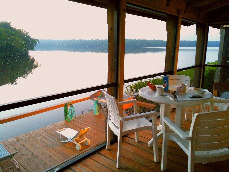 River Wilderness Waterfront Cabins Everglades City