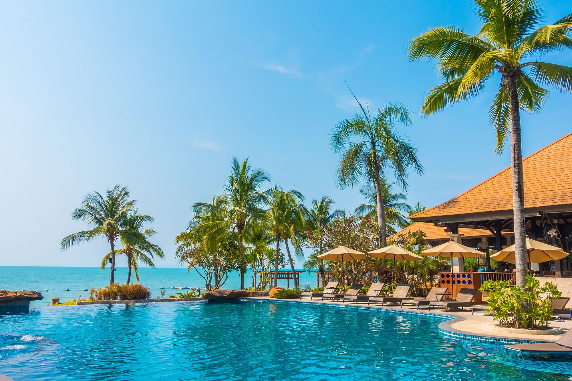 Hotel amenities accommodation