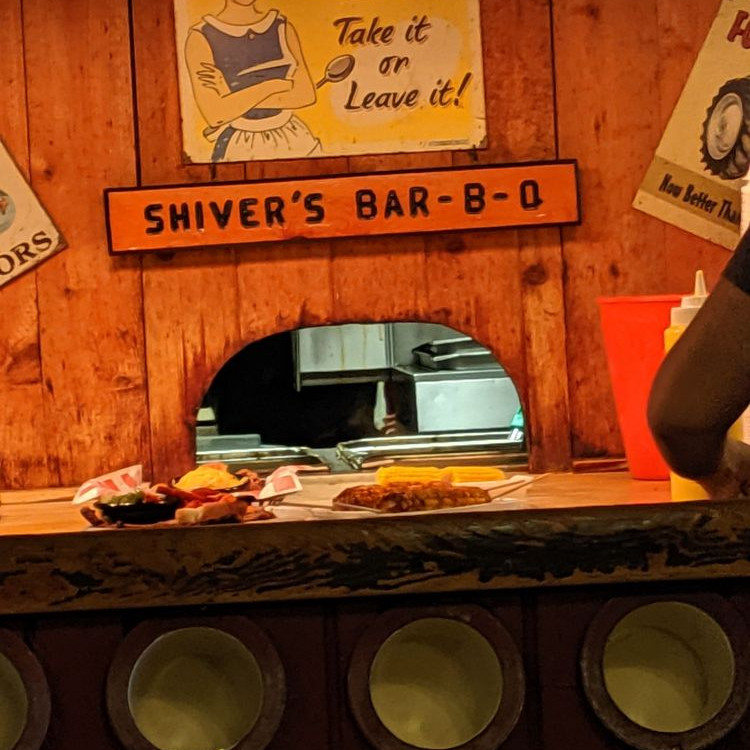 Shivers BBQ